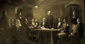 Declaracion de independencia 25 agosto 1825