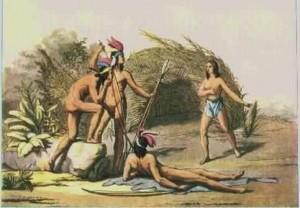 indigenas charruas