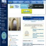 Web del Parlamento
