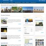 Web del Ministerio de Turismo