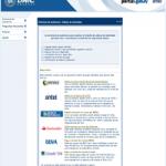 Web del D. N. de Identificación Civíl