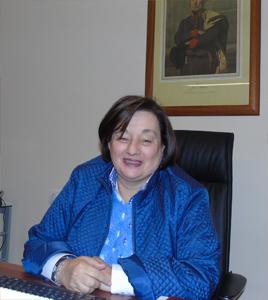 Cónsul General María del Huerto Arcaus Sánchez